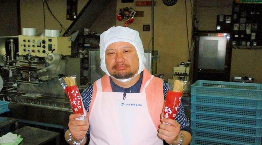 関西テレビの取材でケンドーコバヤシさんが来社